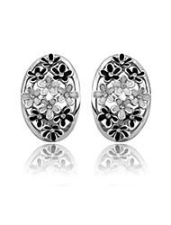 Meles Originality Floral Shape Elegant  Earrings