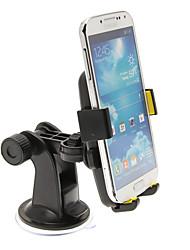 Fácil One Touch Celular Universal do pára-brisa montar titular