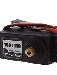 Power HD 1501MG Servo Métal