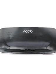 Segelboot-Form B7 2.1 Speaker Support USB / TF Wiederaufladbare Heim-Audio-Sound-