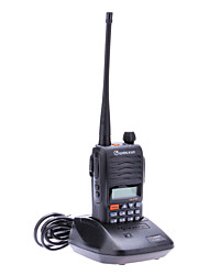 66-246/300-520MHz VHF/UHF PMR446 16CH Wireless Two Way Radio Portable Walkie Talkie