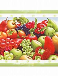 Meian фрукты любовь вышивка крестом