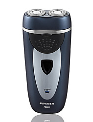Flyco Dual-Head Whole Body Washing Cleaning Floating Rotary Shaver