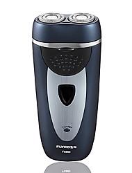 Flyco Dual-chefe do corpo inteiro de lavagem Lavagem Floating Rotary Shaver