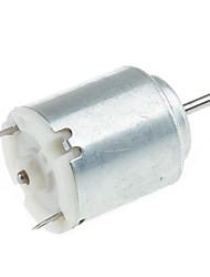 DIY CCDJ DIY 140 DC /Toy / HM Micro Motor - Silver