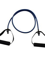Latex Fitness Trainings Stretch Pull Rope - Blau