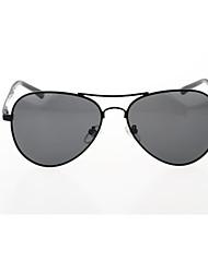 Mass Mark Men's Casual Polarized Lens Metal Alloy Sunglasses A