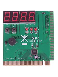 ZD03  4-Digit Display Motherboard Troubleshooting Card  Pci/Pci-e Computer Testing Card