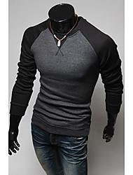 Camiseta Raglan em torno do pescoço do Tizeland Homens