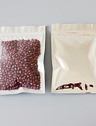Bleuets 15*20cm Yin-Yang Ziplock Plated of Light and Dark Pink Herbal Tea Grain Aluminum Foil Bags