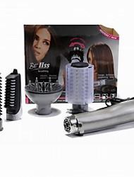 Mode électrique Hot Cheveux frisés peigne de fer à friser (4 en 1)