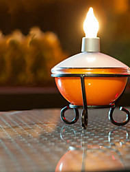 Solarbetriebene Gartentisch Light Candle Light (Leh-42327A)