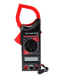 Digital Clamp Meter 266 Accessories Available 500V Insulation Tester