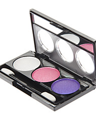 RULIX Bright Crystal durée de 3 Couleurs Eye Shadow (NO :8655-09)