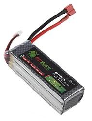 LION 14.8V 2200MAH 30C Li-Po Battery For RC(T Plug)