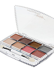 Magic Charm 8 Color Eye Shadow Compact(Color NO.2)