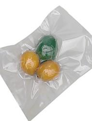 Bleuets grade B 22 * 33cm Transparent étanchéité vide sacs en plastique