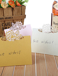 Pearl Paper Place Cards - 12 Piece/Set
