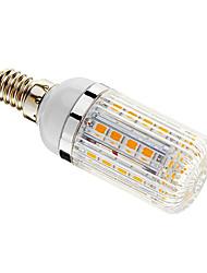 5W E14 Ampoules Maïs LED T 36 SMD 5050 480 lm Blanc Chaud Gradable AC 100-240 V