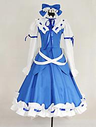 inspirado en el proyecto Touhou zafiro estrella trajes de cosplay
