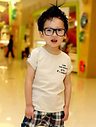 Boy's Cotton Clothing Set , Summer Short Sleeve
