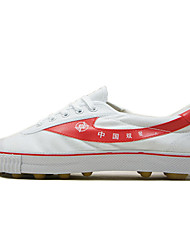 World Cup Top Soft Spike Training Canvas Soccer Shoes