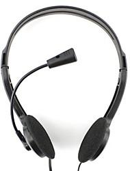 Casque stéréo avec microphone pour ordinateur RDA012