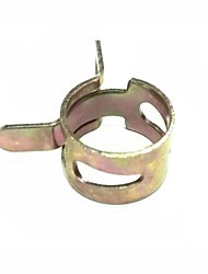 (10 pieces / lot) Auto Moto Oil Pipe Clamp (10mm Taille)