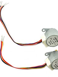 Jtron Four-Phase Five-Wire 24BYJ48CH Stepper Motor