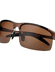 Tluodi Polarization Aluminum Magnesium Sunglasses (Screen Color)