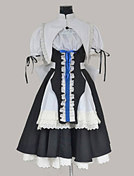 вдохновлен Touhou проекта Мариса Кирисаме косплей костюмы