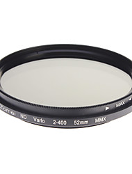 Filtre Zomei Professional Camera Super mince ND-Filter HD verre (52mm)