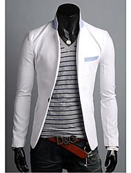 Men's Coats & Jackets , Cotton/Linen Casual Wshgyy
