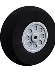 75MM Sponge Wheel for RC Airplane