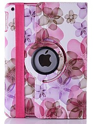 The Beauty Of the Flower Case for iPad mini 3, iPad mini 2, iPad mini (Assorted Color)