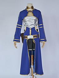 Spada arte Online Silica Blu Inchiostro panno uniforme costume cosplay