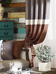 """TWOPAGES® Neoclassical Chocolate Solid Polyester Fabric Width=110"""" (280 cm)"""