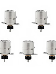 Jtron Mini 8mm Two-Phase Four-Wire Stepper Motor