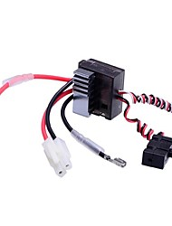 TD-003 320A Brush ESC for 1:8/1:10 RC Car and Boat