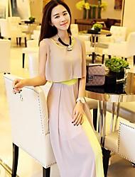 Women's Dresses , Chiffon DOWISI