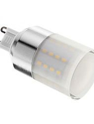 5W E14 / G9 / GU10 Ampoules Maïs LED T 50 SMD 3014 80-350 lm Blanc Chaud / Blanc Froid Gradable AC 100-240 V