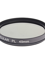 Zomei Professionelle Optical CPL Filter Zirkular Polfilter Super-HD-Klasse-Filter (49mm)