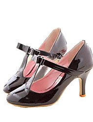 Top Qulity Women's Stiletto Heel  with Bowtie Pumps Party / Evening/Wedding  Shoes More Colors