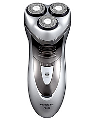 Flyco 3D Head Floating Rotary Fully Washable Rechargable Electric Men Shaver