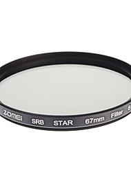 Zomei Kamera professionelle optische Rahmen Sterne 8 Filter (67mm)