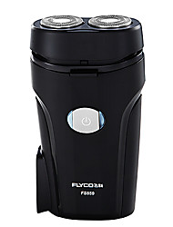 Flyco FS859 Two Heads Floating Rotary High-Class Rechargable Electric Men Shaver