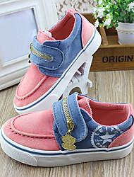 zapatos de cintas de metal colgante de tela de nylon de fijación de los niños