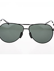 Mass Mark Men's Alloy Polarized Lens Driving Sunglasses A