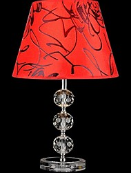 MAISHANG® Crystal Table Lamps , Modern/Comtemporary Fabric