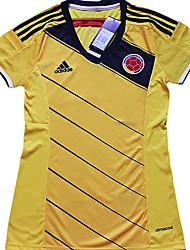 Jerseys 2014 Copa do Mundo Feminina colômbia